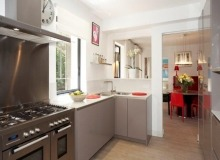 rent villa mariana st tropez route des carles kitchen