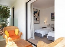 holiday rental villa mariana st tropez route des carles bedroom