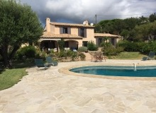 rent villa yanpam ramatuelle swimming pool