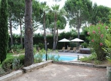 villa for let st tropez domaine de la castellane villa hollanda pool