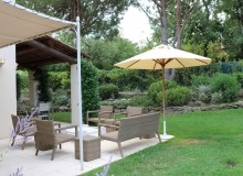 villa for rent st tropez domaine de la castellane villa hollanda patio