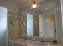 villa for let st tropez domaine de la castellane villa hollanda bathroom