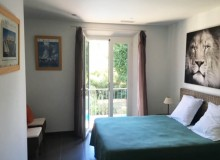 villa for rent lei marres st tropez route des plage bedroom