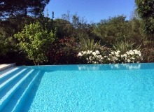 villa for let st tropez route des plage villa lei mares swimming pool