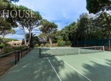 villa for rent tahiti st tropez villa tabou tennis court