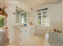 villa for rent tahiti st tropez villa tabou bathroom