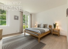 hoiliday rental tahiti st tropez villa tabou bedroom