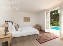 villa for let tahiti st tropez villa tabou bedroom