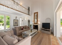 villa for rent les parcs de st tropez villa june parc living room