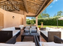 villa for rent les parcs de st tropez villa june parc terrace