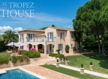 villa for rent les parcs de st tropez villa june parc property