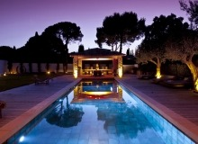 villa for rent les salins st tropez villa casa a covered patio