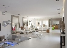 villa for rent les salins st tropez villa casa a living area