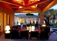 villa for let les salins st tropez villa casa covered patio