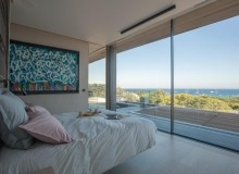 villa for rent pampelonne beach vertige bedroom sea view
