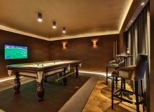 villa for rent in pampelonne villa sassari pool table
