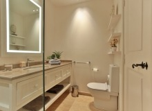 holiday rental in pampelonne villa sassari bathroom