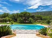 rent villa ramatuelle swimming pool