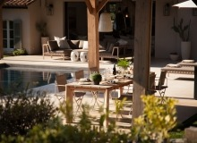 villa for rent le parcs des st tropez agape terrace