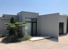 villa for rent pampelonne kubic property front