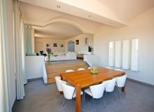 villa for rent st tropez route des plages karla living area