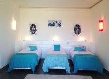 rent luxury villa st tropez route des plages karla bedroom