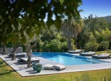 villa for rent gassin calimer swimming pool