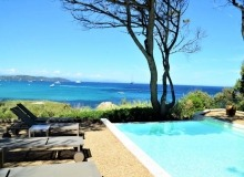 Villa VILLA FIRST ROW | StTropezHouse