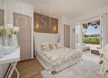 Luxury Villa Belieu Saint Tropez - Bedroom 1
