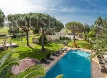 Luxury Villa Belieu Saint Tropez - Swimming pool
