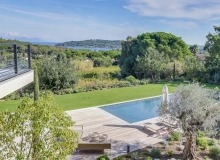 villa for sale st tropez belle isnarde amabelisna swimming pool sea view