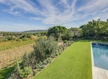 villa for let st tropez belle isnarde amabelisna swimming pool