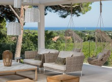 holiday rental les marres luxe st tropez terrace