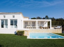 villa for rent pampelonne beach mistra 55 property front