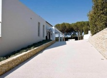 villa for rent pampelonne beach mistra 55 driveway