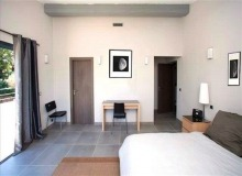 Rent Villa Carpe Diem St tropez - garden bedroom