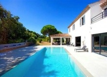 Rent Villa Carpe Diem St tropez - swimming pool