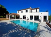 Luxury villa St Tropez with swimming pool