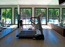 Rent Villa Carpe Diem St tropez - gym