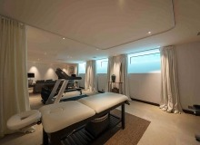 villa for rent les parcs de saint tropez parc nagoya gym