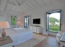 vacation rental les parcs de st tropez hacienda bedroom