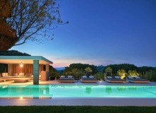 villa for rent les salins st tropez hollywood swimming pool