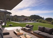 villa for rent les salins st tropez hollywood garden swimming pool