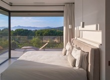 villa for rent les salins st tropez hollywood bedroom view