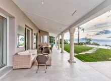 villa for rent les parcs de st tropez cosmos terrace