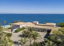 villa for rent les parcs de st tropez cosmos property view