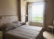 villa for rent gassin golf course st tropez bedroom