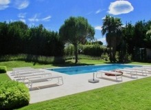 villa for rent les salins st tropez many swimming pool
