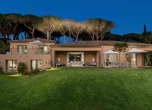 villa for let st tropez canoubiers property view