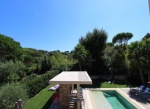 villa for rent carlo st tropez centre garden pool